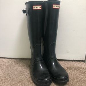 Size 10 Hunter boots